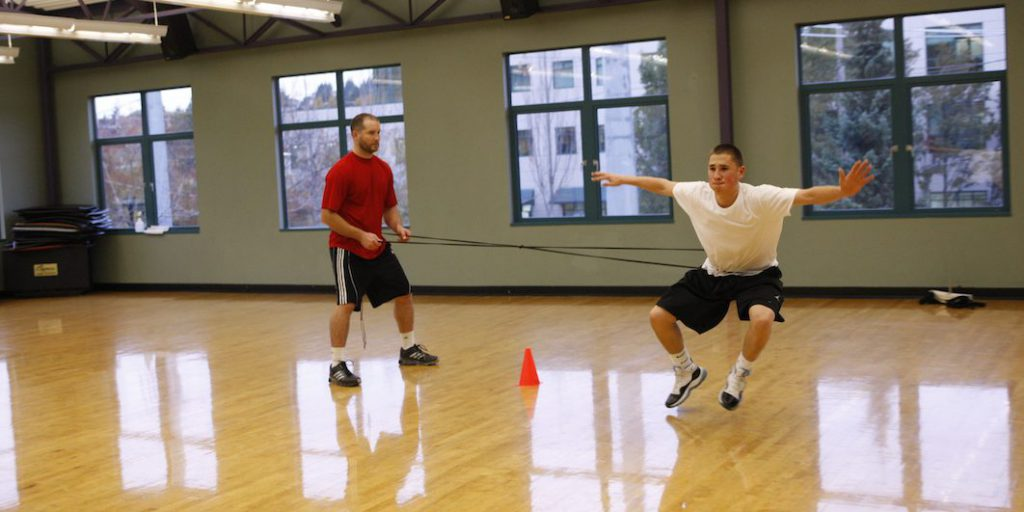 Testing Is Critical To Determine What A Basketball Athlete S Strengths And Weaknesses Are So That Program Can Be Developed Improve The